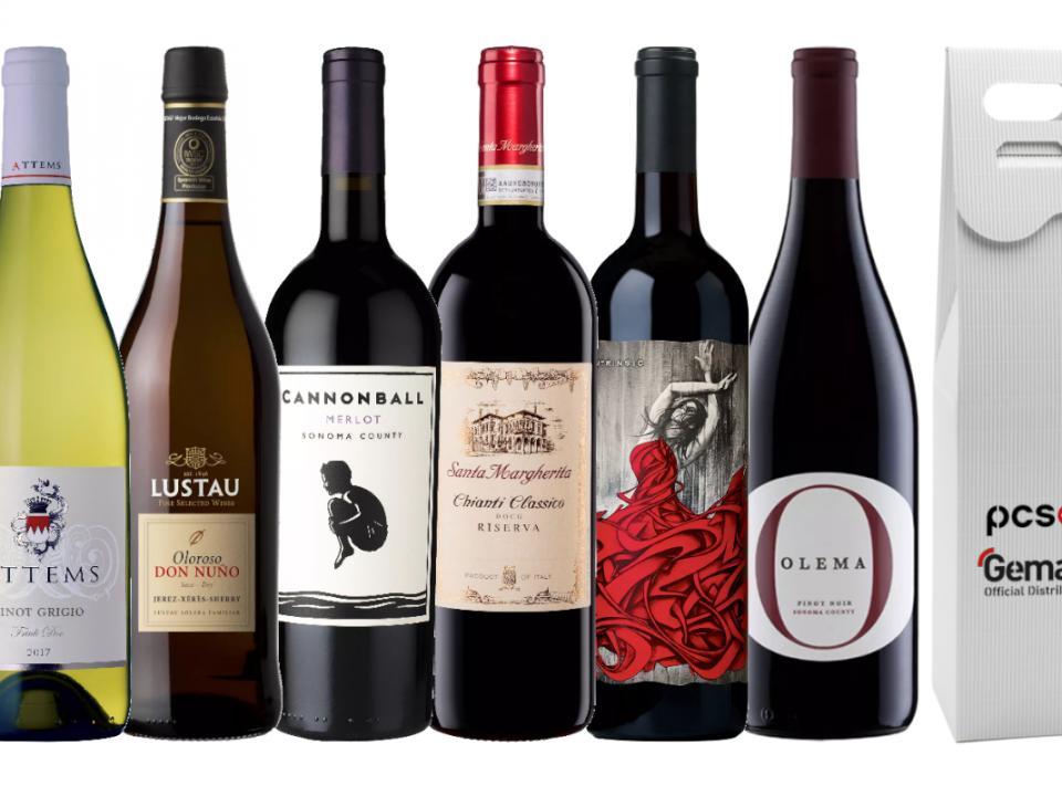 opakowania na wino
